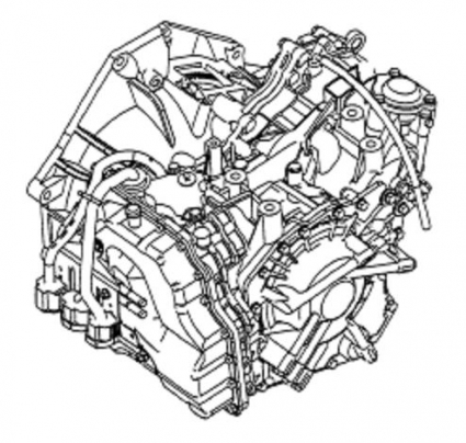JF506E Transmission parts, repair guidelines, problems
