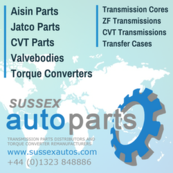 Sussex auto parts UK