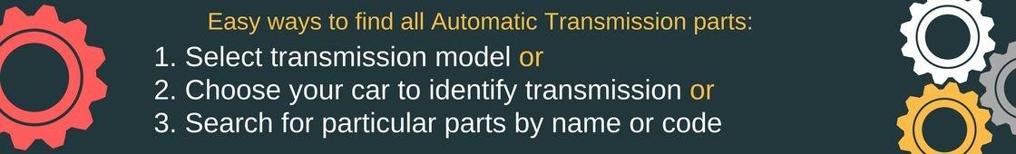 Automatic Transmission parts catalogue :: Go4trans