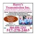 Harry's Transmission