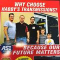 Habby's Transmissions
