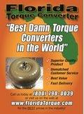 Florida Torque Converter