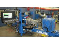 Axiline 97000 Transmission Dyno, Transmission Dyno Stand, End-of-Line Testing Equipment