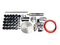 Cut Open Lathe and Tooling Package, Lathe Machine, Garage Equipment