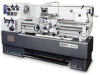 Victor 1640S Lathe, Lathe Machine, Garage Equipment