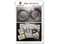 PORSCHE PDK 7DT70(75) Oil Seal , 7DT70, 7DT45