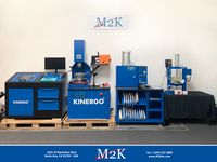 KINERGO torque converter equipment full line (USA, CA, Santa Ana), Torque Converter Equipment,