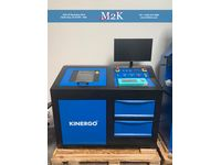KINERGO Transmission Solenoid Tester , Solenoid Testing Unit, Valve Body Equipment