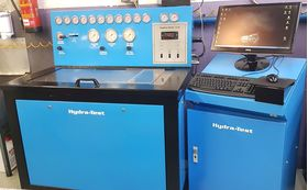 Refurbished Hydra-Test HT-VBT Valve Body testing machine, Valve Body Testing Unit, Valve Body Equipment