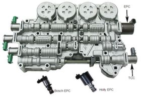 ValveBody 5L40E, 5L40E, Transmission parts, tooling and kits