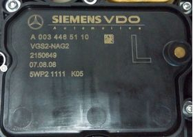 7G Tronic 722.9 TCM/ TCU A 0034465110 Siemens 5WP21111K05, 722.9, Transmission parts, tooling and kits
