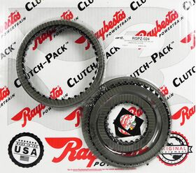 722.6 (W5A330, W5A580) GPZ Friction Clutch Pack, 722.7, Transmission parts, tooling and kits