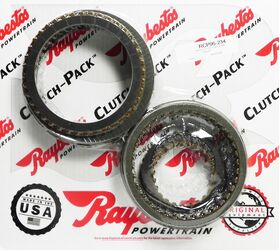 722.6 (96-ON), NAG1 (W5A380) (04-ON) Friction Clutch Pack, 722.7, Transmission parts, tooling and kits