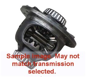 Differential RE4F04B, RE4F04B, RE4F04A