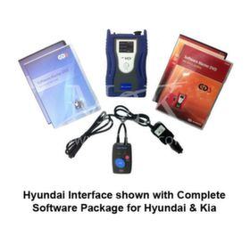 Hyundai GDS, Scanners, Diagnostic and Programming
