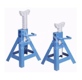 10 Ton Ratcheting Jack Stand, Jacks and Stands, Garage Equipment