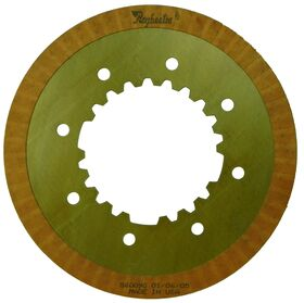 C3, A4LD, A4LD-E, 4R44E, 4R55E, 5R44E, 5R55E OE Replacement Friction Clutch Plate, C3, Transmission parts, tooling and kits