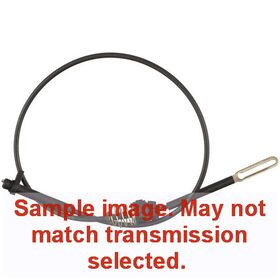 Detent Cable 4ET50, 4ET50, Transmission parts, tooling and kits