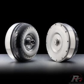 5R110W, Powerstroke 6.0L Stage 5 Torque Converter, 5R110W, Transmission parts, tooling and kits