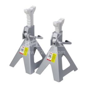 12 Ton Ratcheting Jack Stand, Jacks and Stands, Garage Equipment