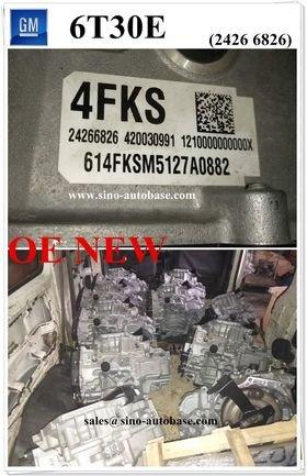 GM 6T30E(#24266826) Transmission Assembly (OEM NEW) , 6T30E, 6T40E